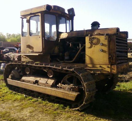 Трактор Т130 - описание, технические характеристики. Каталог ...