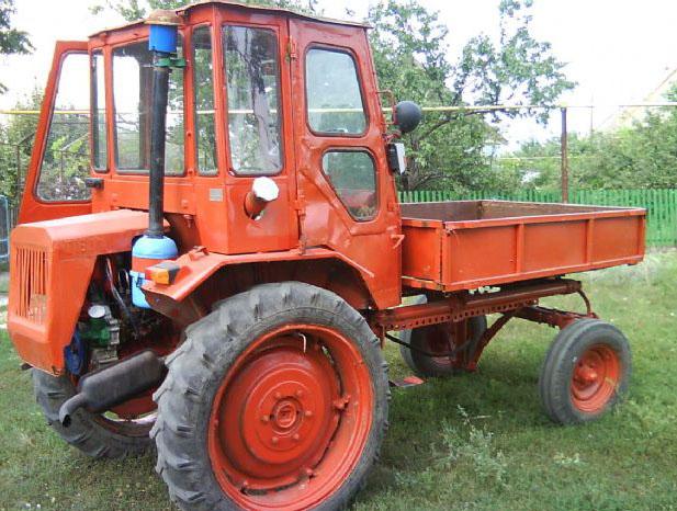 Каталог Запчастей Трактор Т-16