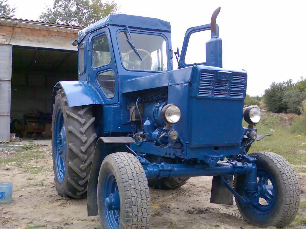 Трактор - yuzhmash.com